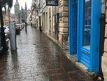 Obchodný priestor s výkladom na ulici Alžbetiná