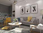 1i byt v novostavbe Zelené Vlčince (C.306)