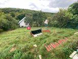 Záhrada s chatkou na predaj len 10km od Košíc