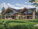 Luxusné apartmány Vysoké Tatry-Veľká Lomnica, s veľkou terasou