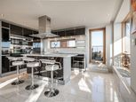 Na predaj luxusný mezonet 222 m² s 46 m² terasami a 100% súkromím