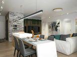 GREEN AVENUE – SKOLAUDOVANÉ prémiové 4i byty s veľkou terasou