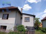 BV REAL Na predaj rodinný dom so záhradou 812 m2 Horná Štubňa okres Turčianske Teplice FM1108
