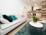 HERRYS - Na prenájom štýlovo zariadený 2 izbový byt v novostavbe PARI