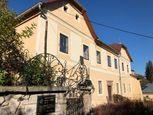 Renesančný dom pri Starom Zámku - Banská Štiavnica