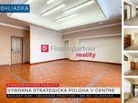 Rodinný dom, obchodné priestory 300 m2, Hlohovec + 3D