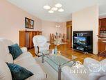DELTA   slnečný 4 izb. byt s výnimočným výhľadom, Záhradnícka, Bratislava - Nivy