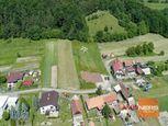 Exkluzívne  na predaj pozemok o výmere 2410 m2, v obci Ostrý Grúň v okrese Žarnovica