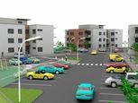 Projekt NOVÝ ŠAMOT, 3 izbový byt, balkón, 2 parkovacie státia, výborná lokalita
