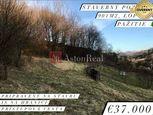 Stavebný pozemok na PREDAJ: 901 m2 v obci Lopušné Pažitie