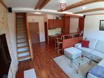 Dvojizbový mezonetový byt Čadca - Oščadnica 48 m2