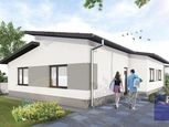--PBS-- NOVOSTAVBA bungalov 4+1 s pozemkom 560 m2 v tichej lokalite, Cífer - Hájska ulica
