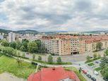 3.izb byt s loggiou 76m2, Branisková ul., Košice-Staré Mesto