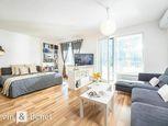 Arvin & Benet   Vzdušný byt s balkónom a parkingom v obľúbenom projekte Jégeho alej