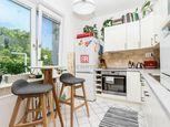 HERRYS - Na prenájom krásny 2 izbový byt s balkónom a samostatným šatníkom neďaleko Račianskeho mýta