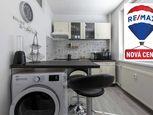 PREDAJ: 1-izbový zrekonštruovaný a zariadený byt Malacky JUH