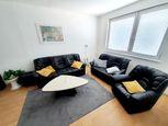 Slnečný a zariadený 3-izbový byt v blízkosti lesa na začiatku Petržalky