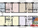 36ks  1 a 2 izbových. bytov výhodná investícia