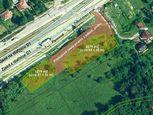 Komerčný pozemok 3858 m² pri D1 - Prešov, Levočská