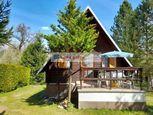 REKREAČNÁ chata s POZEMKOM, rekreačná oblasť – Jelenec – REMITÁŽ: 76 000.-€ - www.BLREALITY.COM