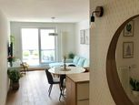 RK MAXIS REAL: NA PREDAJ: 3 izbový byt s 23m2 terasou v centre mesta