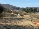 Exkluzívne na predaj pozemok v Štiavnických vrchoch obec Repište, extravilán 288m2