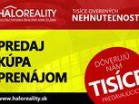 HALO reality - Kúpa trojizbový byt Bojnice