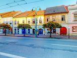 Meštiansky dom - bývalá knižnica pri Krajskom súde na skok od OC Novum  na Hlavnej ul. v Prešove na