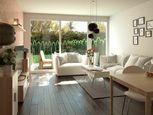 Predaj 3 izbového bytu so záhradou.