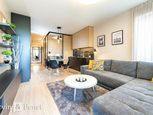 Arvin & Benet   Priestranný, moderný 1,5i byt v žiadanom projekte Tehelné pole   Rezervované