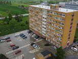 V PONUKE: Krásny 3 izb. byt, Nová Šaca, 65 m2 a 8m loggia, 8p., kompletne rek.