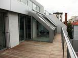 Novostavba - prenájom  mimoriadne tichého 2. izb. bytu s terasou a s parkovacím miestom v garáži