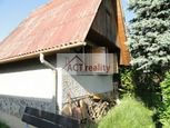 ACT REALITY: EXKLUZÍVNE: Záhradka so záhradnou chatkou, 297 m2, Sad 600 ročnice, Prievidza