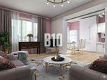 Svetlý 3,5 izb byt v Novom Meste, pôvodný stav