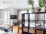 HERRYS - Na prenájompriestranný, slnečný 1 izbový byt neďaleko BORY MALL