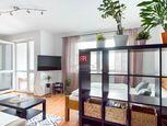 HERRYS - Na predaj priestranný, slnečný 1 izbový byt neďaleko BORY MALL