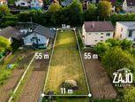 NA PREDAJ | Stavebný pozemok Trenčianska Teplá – 600 m2 s projektom RD