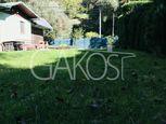 Príjemný slnečný pozemok (zahrada) s malou chatou Košice