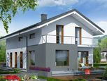 Predaj- rodinný dom vo výstavbe Vysoká pri Morave