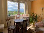 EXKLUZÍVNE -PREDAJ: 3 izbový byt s balkónom na predaj blízko OC Výkrik v Poprade