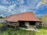 Rezervované - predaj Drevenica s kamennou pivnicou Krásno nad Kysucou