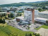 Exkluzívny prenájom kancelárskych priestorov v novom business centre v Banskej Bystrici