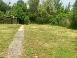 Záhrada s chatkou Sv. Jure