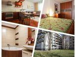 EXKLUZÍVNE na prenájom 2 izbový kompletne zariadený byt, Haburska ulica, Bratislava-Ružinov