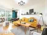 Arvin & Benet | Moderný 3i byt s krásnou loggiou a výbornou atmosférou