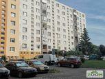 sídl.Šváby - 2i byt s loggiou s možnosťou prerobenia na 3i byt, 59m2