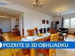 Bývajte v historickom centre Bratislavy v 3 izbovom byte (103 m2) - námestie SNP