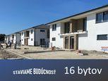 Predáme 3 izbové byty v Dunajskej Strede