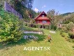 AGENT.SK | Rekreačná chata v krásnom prostredí pri Rajeckých Tepliciach