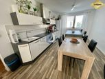 Kompletne rekonštruovaný 4-izbový byt - sídlisko Adam Trajan